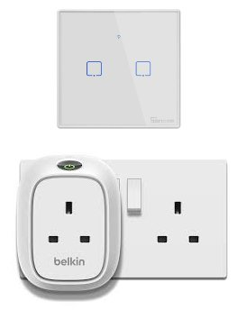 Smart switch and socket