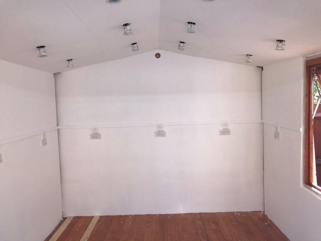 Workshop Painted