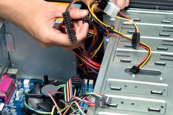 Hardware computer repair